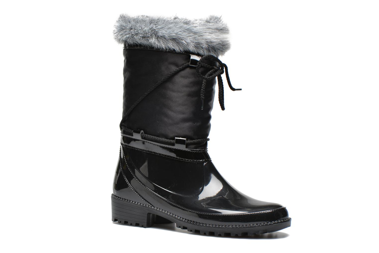 Boots en enkellaarsjes Le Routard Zwart