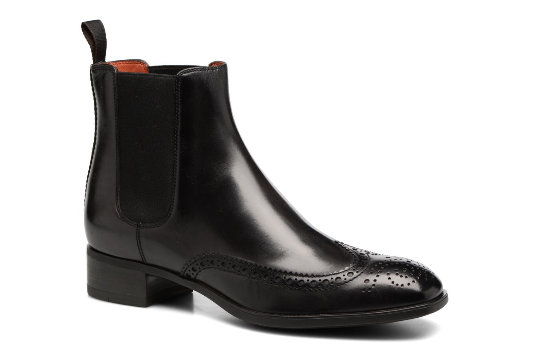 Boots en enkellaarsjes Santoni Zwart