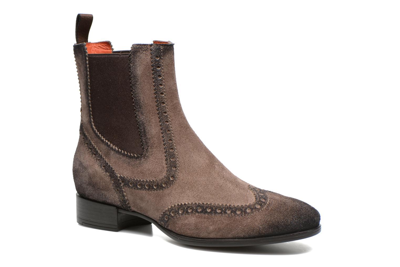 Boots en enkellaarsjes New Ele 55204 by Santoni