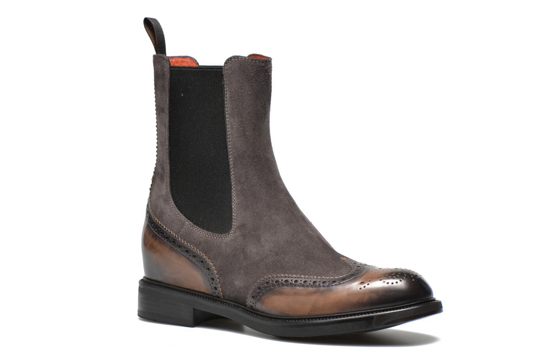 Boots en enkellaarsjes Karen 52703 by Santoni