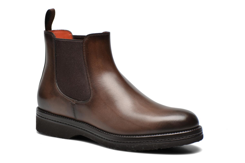 Boots en enkellaarsjes Urban Hill 54272 by Santoni
