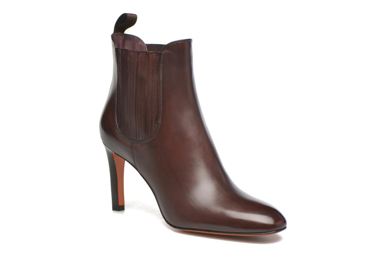 Boots en enkellaarsjes Moss 54079 by Santoni