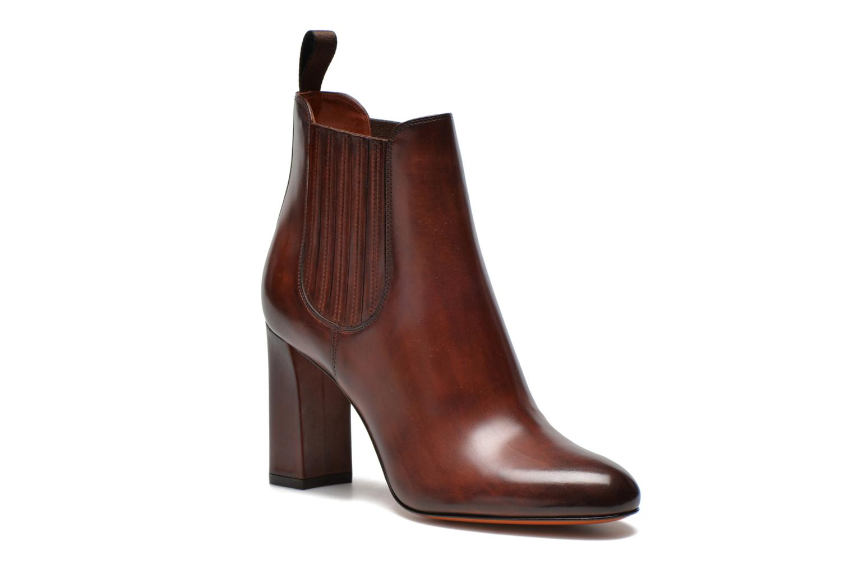 Boots en enkellaarsjes Poppy 55206 by Santoni