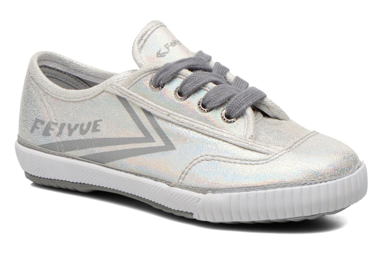 Sneakers Feiyue Zilver