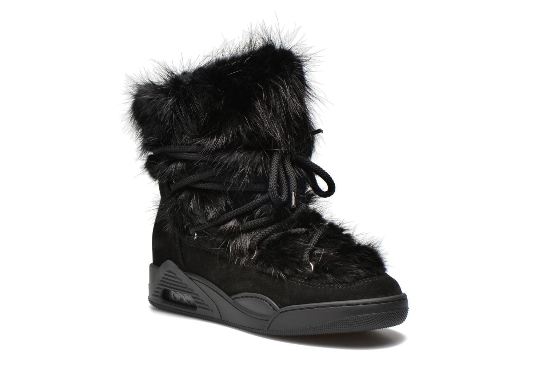 Boots en enkellaarsjes Serafini Zwart