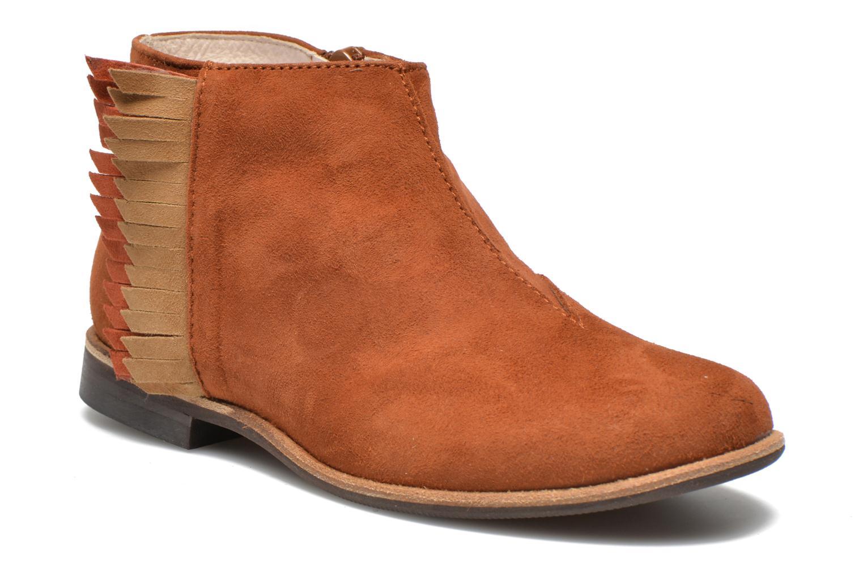 Boots en enkellaarsjes Ingrid by Manuela de Juan