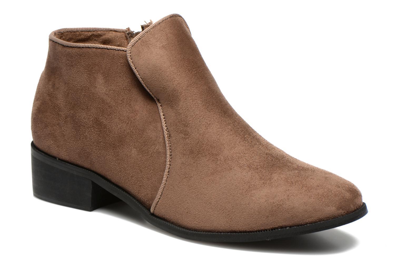 Boots en enkellaarsjes Eclipse Bruin