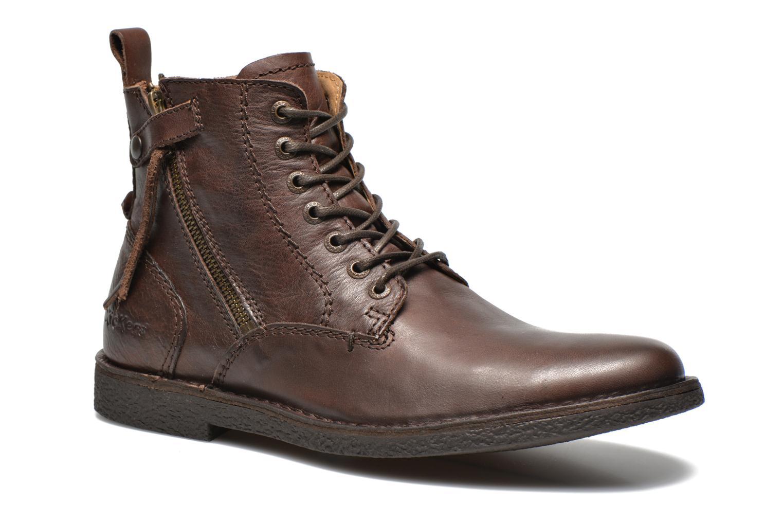 Boots en enkellaarsjes MIOS by Kickers