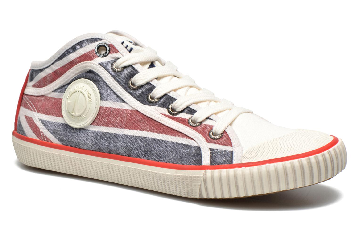 Sneakers Industry Flag Portobello by Pepe jeans