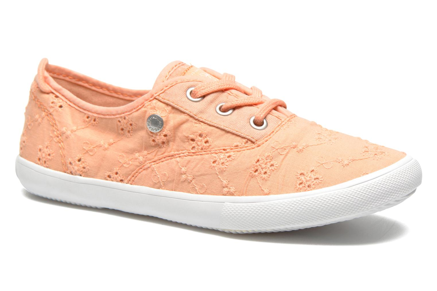 Sneakers Soho Embroidery by Pepe jeans