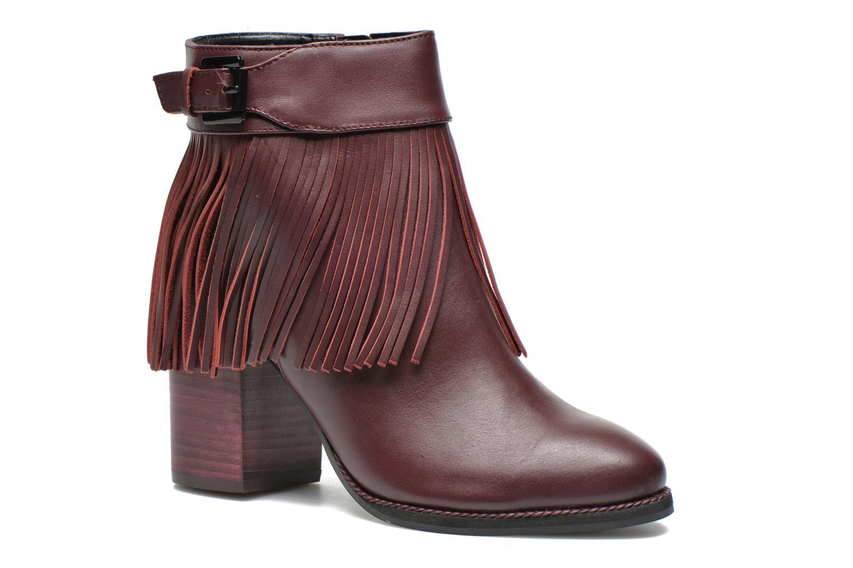 Boots en enkellaarsjes Aldo Bordeaux