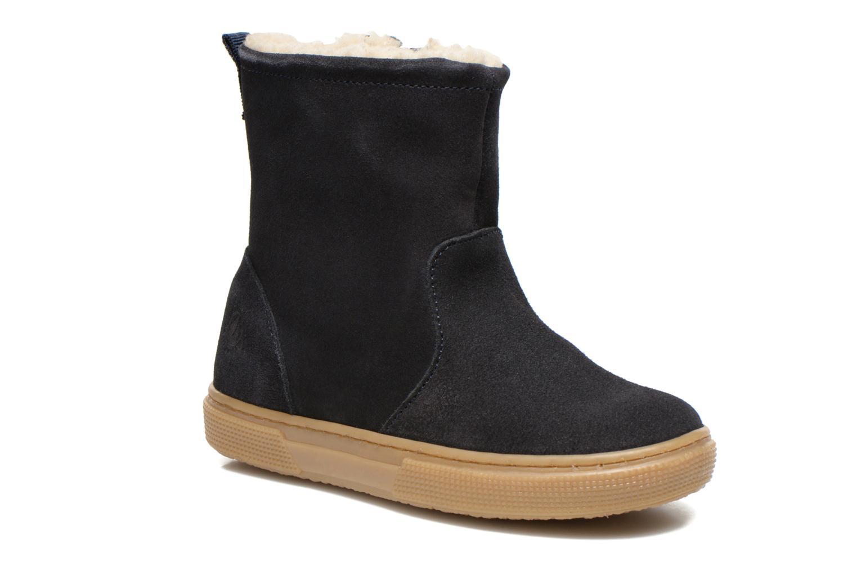 Boots en enkellaarsjes Rainy Fur by Petit bateau