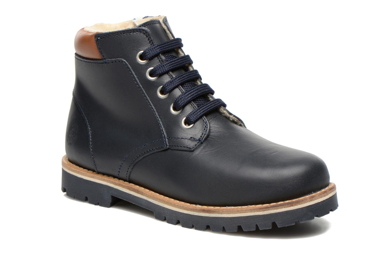 Boots en enkellaarsjes Tam-Fur by Petit bateau