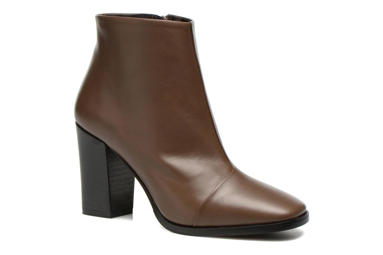Boots en enkellaarsjes Rebecca Balducci Bruin