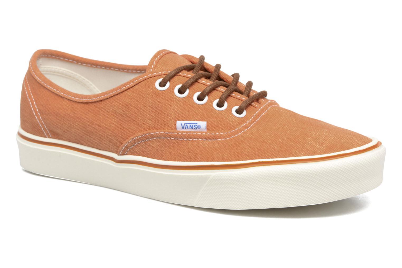 Sneakers Vans Oranje
