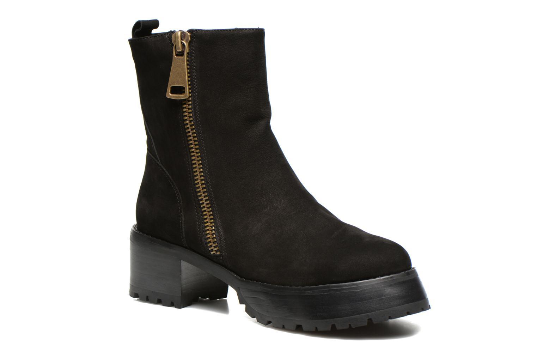 Boots en enkellaarsjes Intentionally blank Zwart
