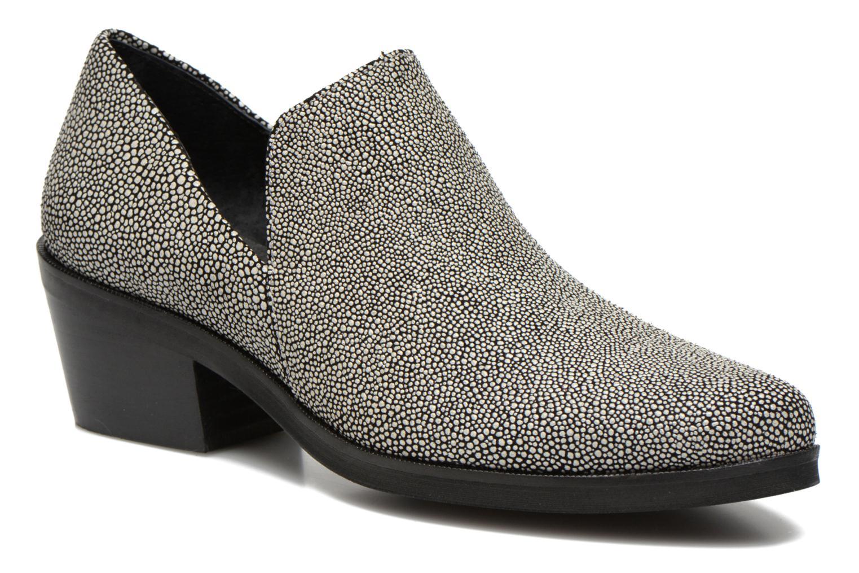 Boots en enkellaarsjes Intentionally blank Grijs