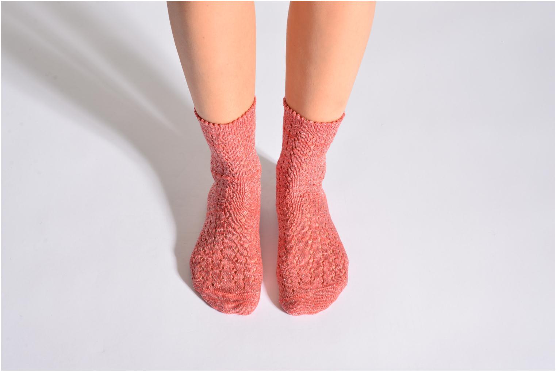 Socks POINTELLE