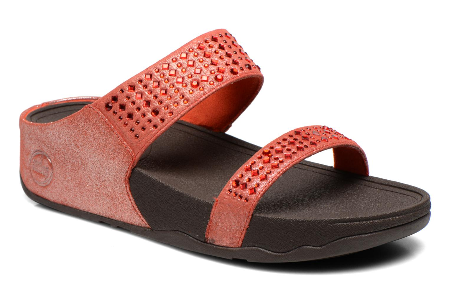 Wedges Novy Slide Suede by FitFlop