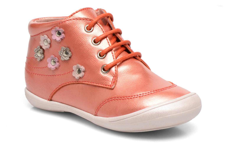 Boots en enkellaarsjes Aster Oranje