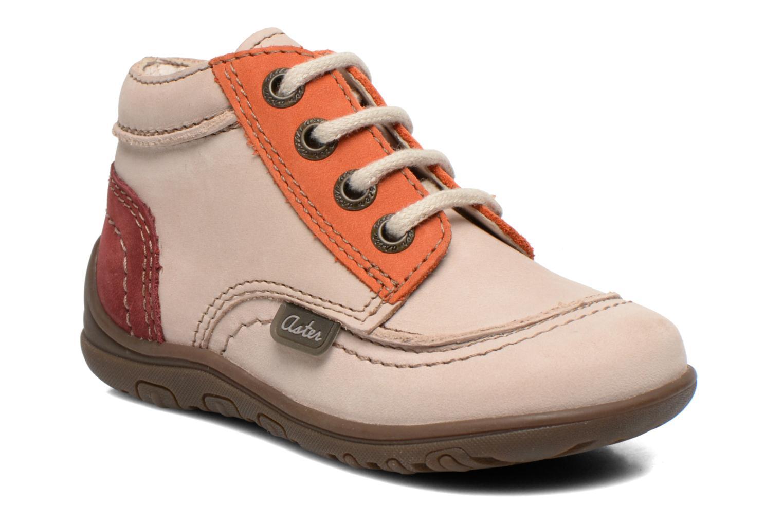 Boots en enkellaarsjes Aster Beige