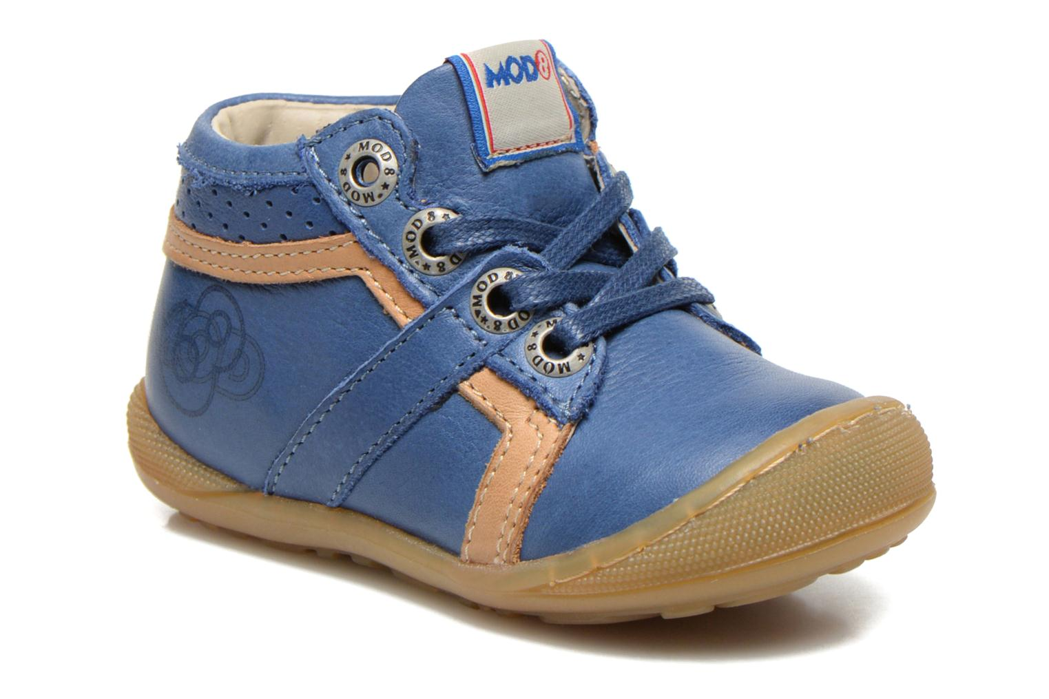 Boots en enkellaarsjes Duncan by Mod8