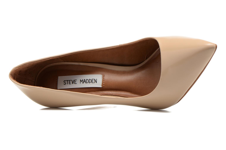 Mujer-Steve-Madden-Proto-Pump-Zapatos-De-Tacon-Beige-Talla-40