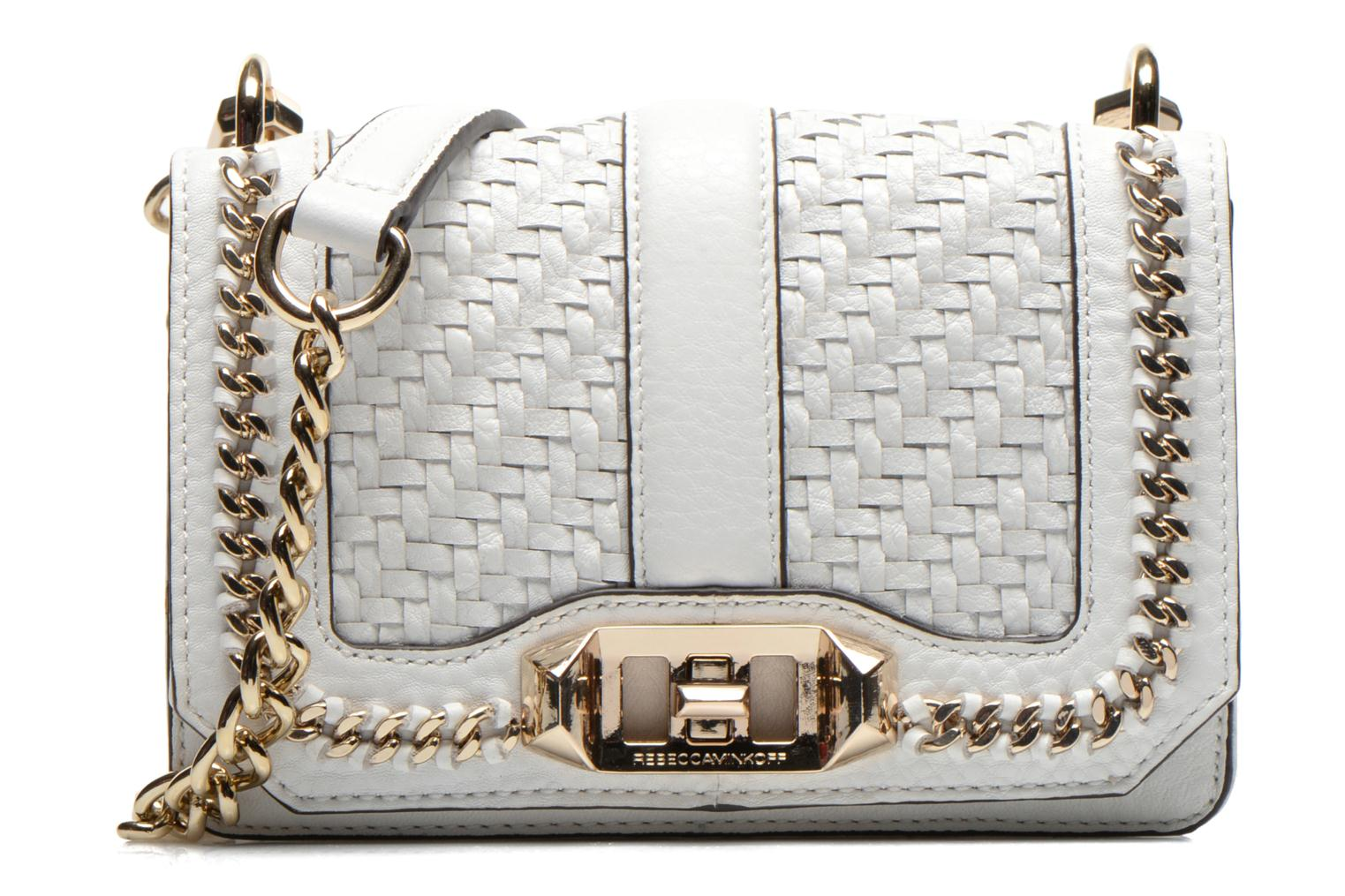 Handtassen Woven chain Mini Love Crossbody by Rebecca Minkoff