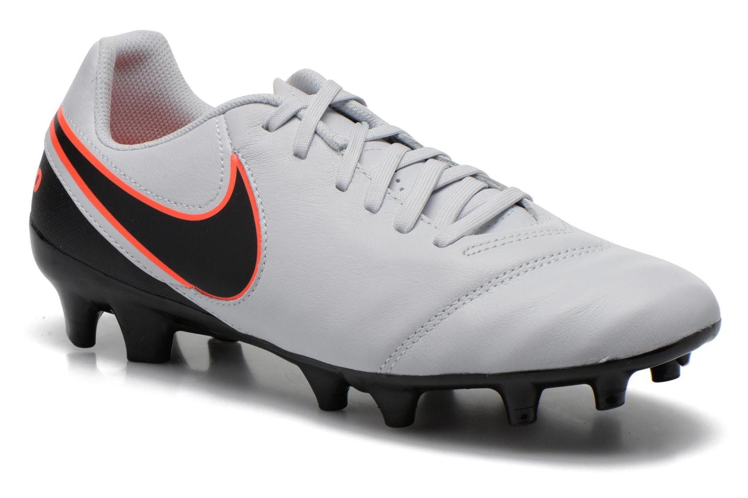 Tiempo Genio II Leather Fg by Nike