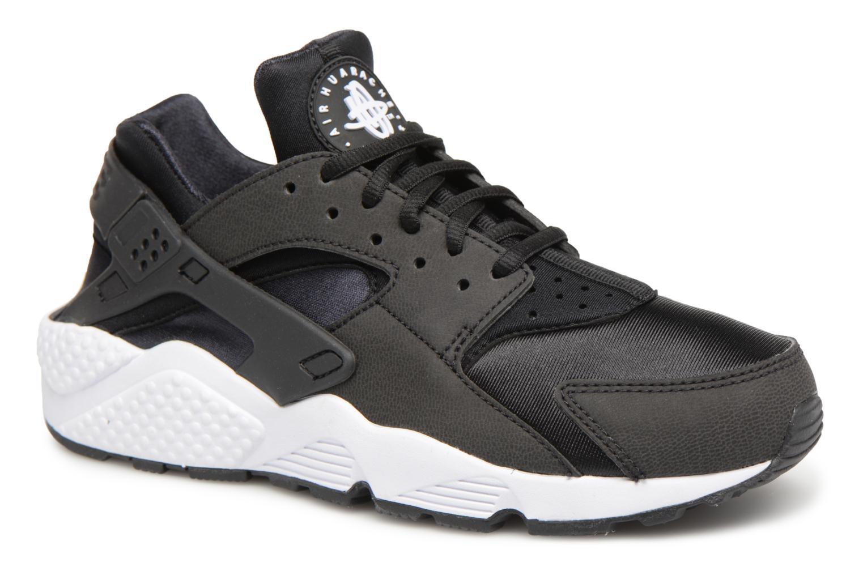 3f1b012a9c ... Wmns Air Huarache Run - Sneaker für Damen / schwarz. Beschreibung: Nike  – Sneaker für Damen, verfügbar in Gr. 39. : 108 .