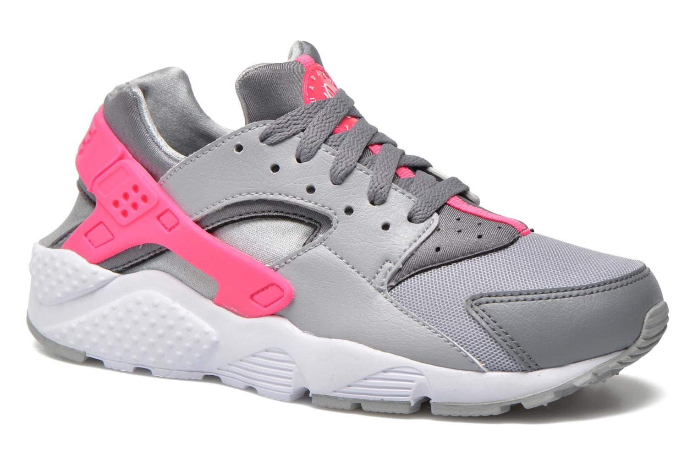 Nike Huarache Rosa E Grigie