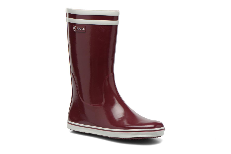 Boots en enkellaarsjes Aigle Bordeaux