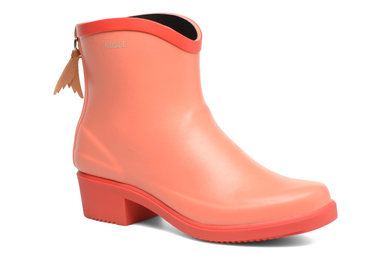 Boots en enkellaarsjes Aigle Oranje