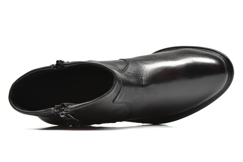 Damen & Initiale Paris County Stiefeletten & Damen Stiefel Schwarz - Größe 40 299756