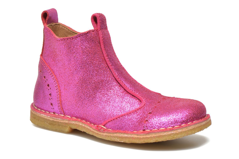 Boots en enkellaarsjes Bisgaard Roze