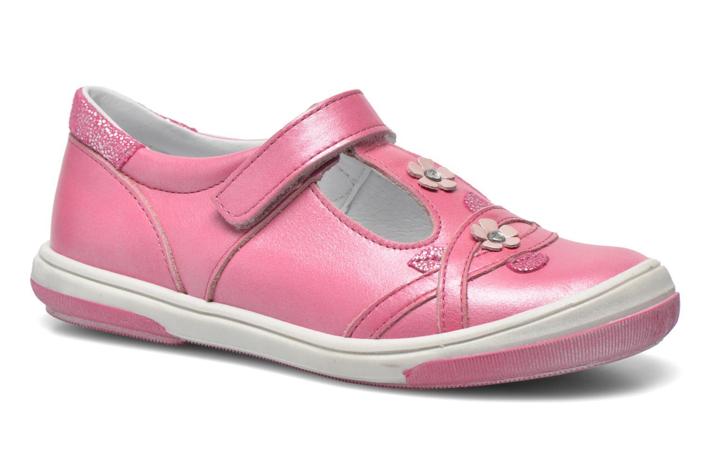 Schoenen met klitteband Bopy Roze