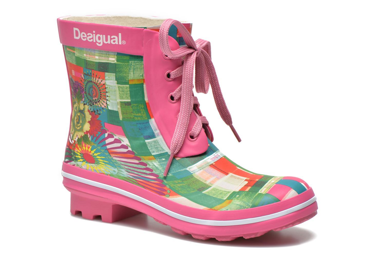 Boots en enkellaarsjes Desigual Multicolor