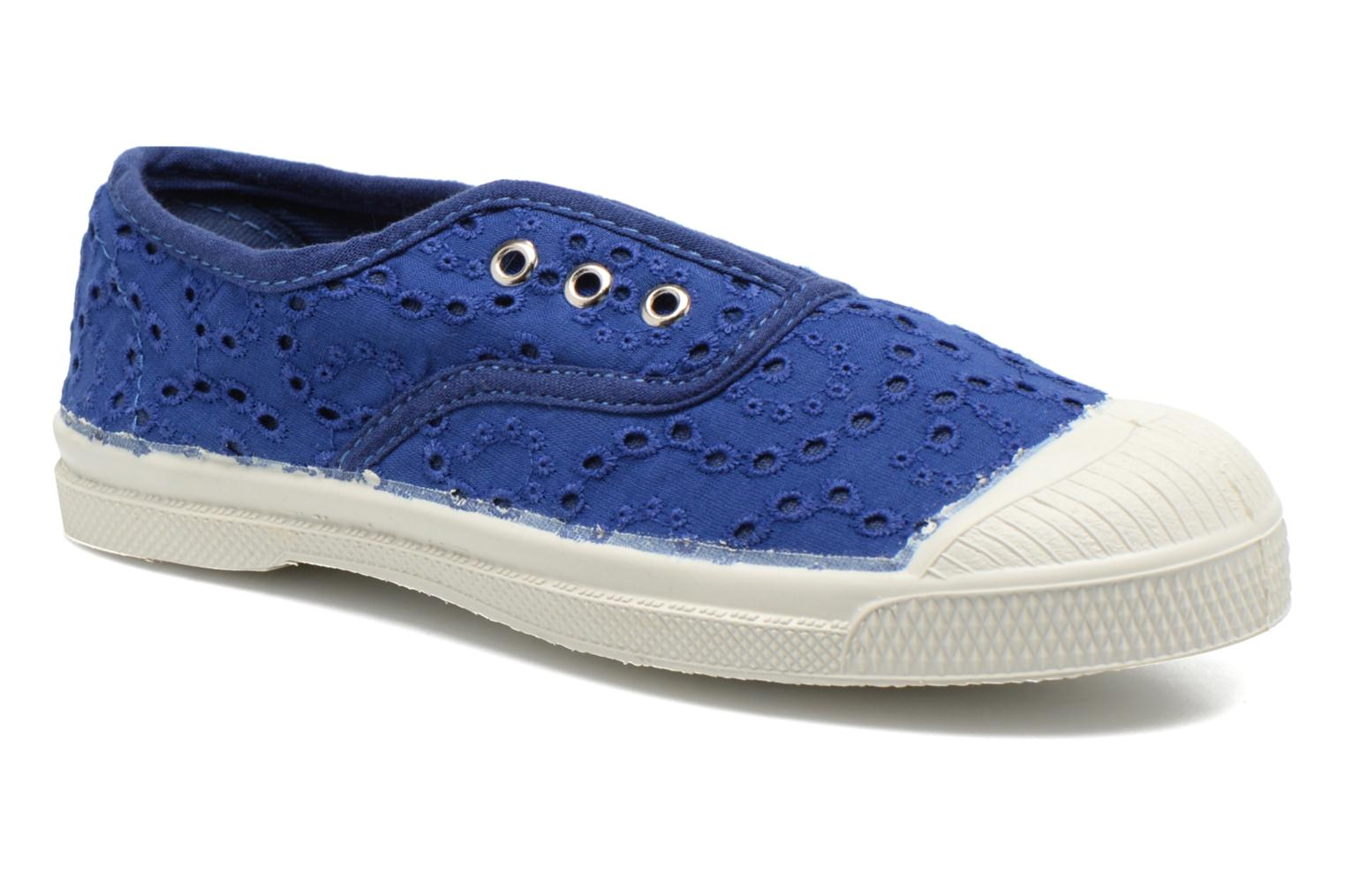 Sneakers Tennis Elly Broderie Anglaise E by Bensimon