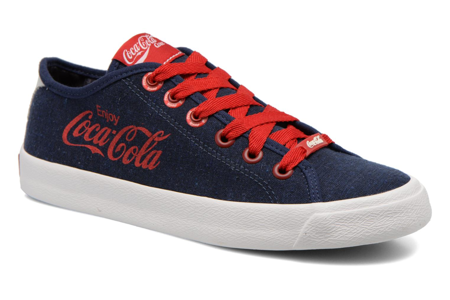 Sneakers Coca-cola shoes Blauw