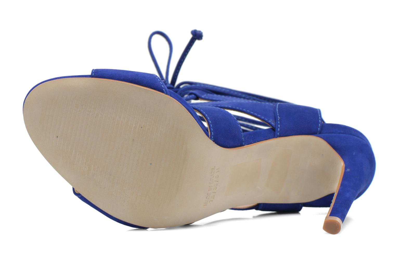 Mujer-Steve-Madden-Sandalia-Sandalias-Azul-Talla-39