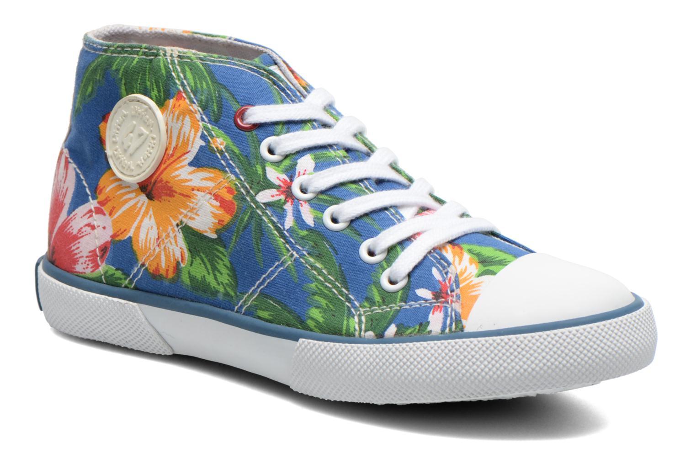 Sneakers Little Basket Flowers by Little Mary