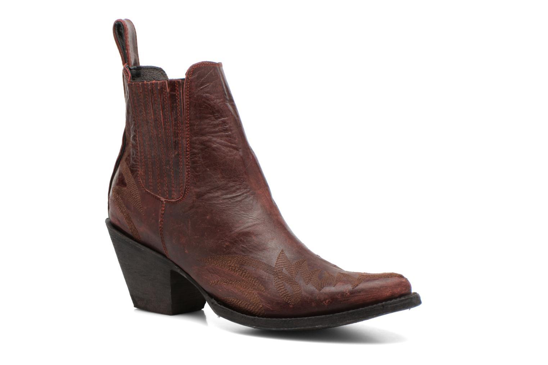 Boots en enkellaarsjes Mexicana Bordeaux