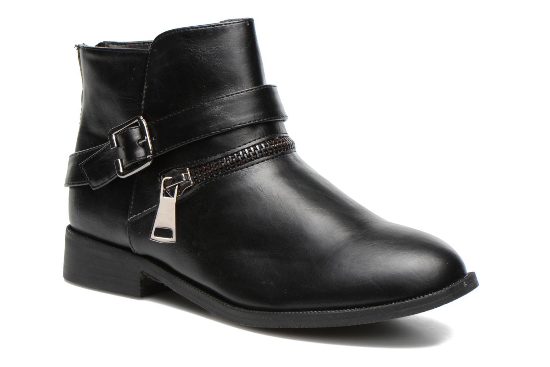 Boots en enkellaarsjes Enza Nucci Zwart
