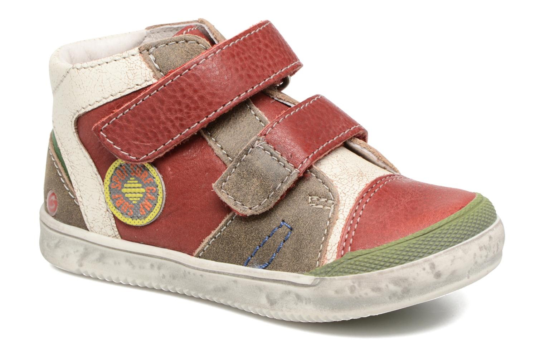 Boots en enkellaarsjes GBB Rood