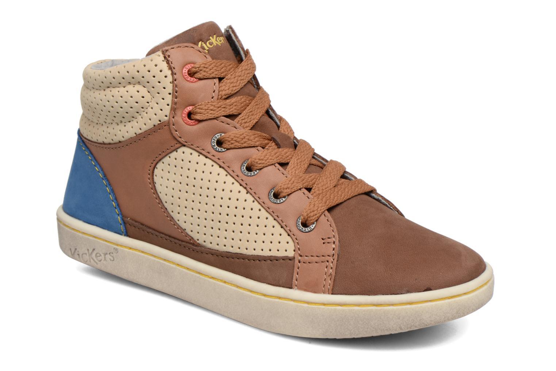 Sneakers Kickers Beige