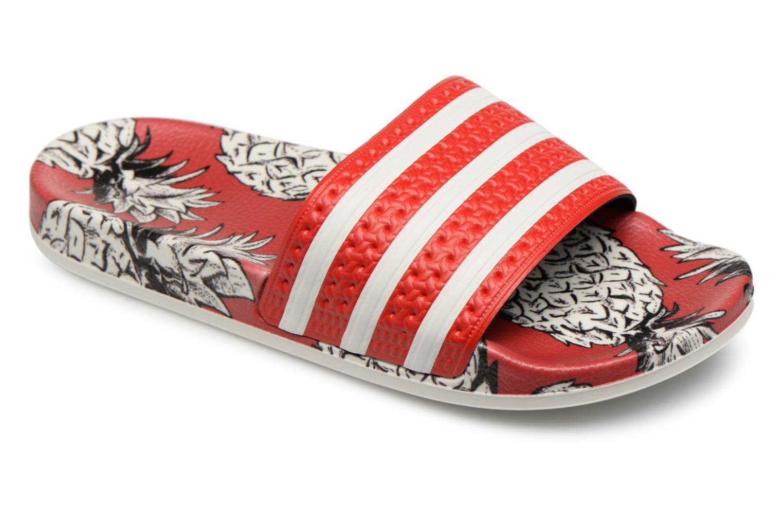 Wedges Adidas Originals Rood