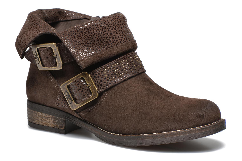 Boots en enkellaarsjes Janis Dot by Le temps des cerises