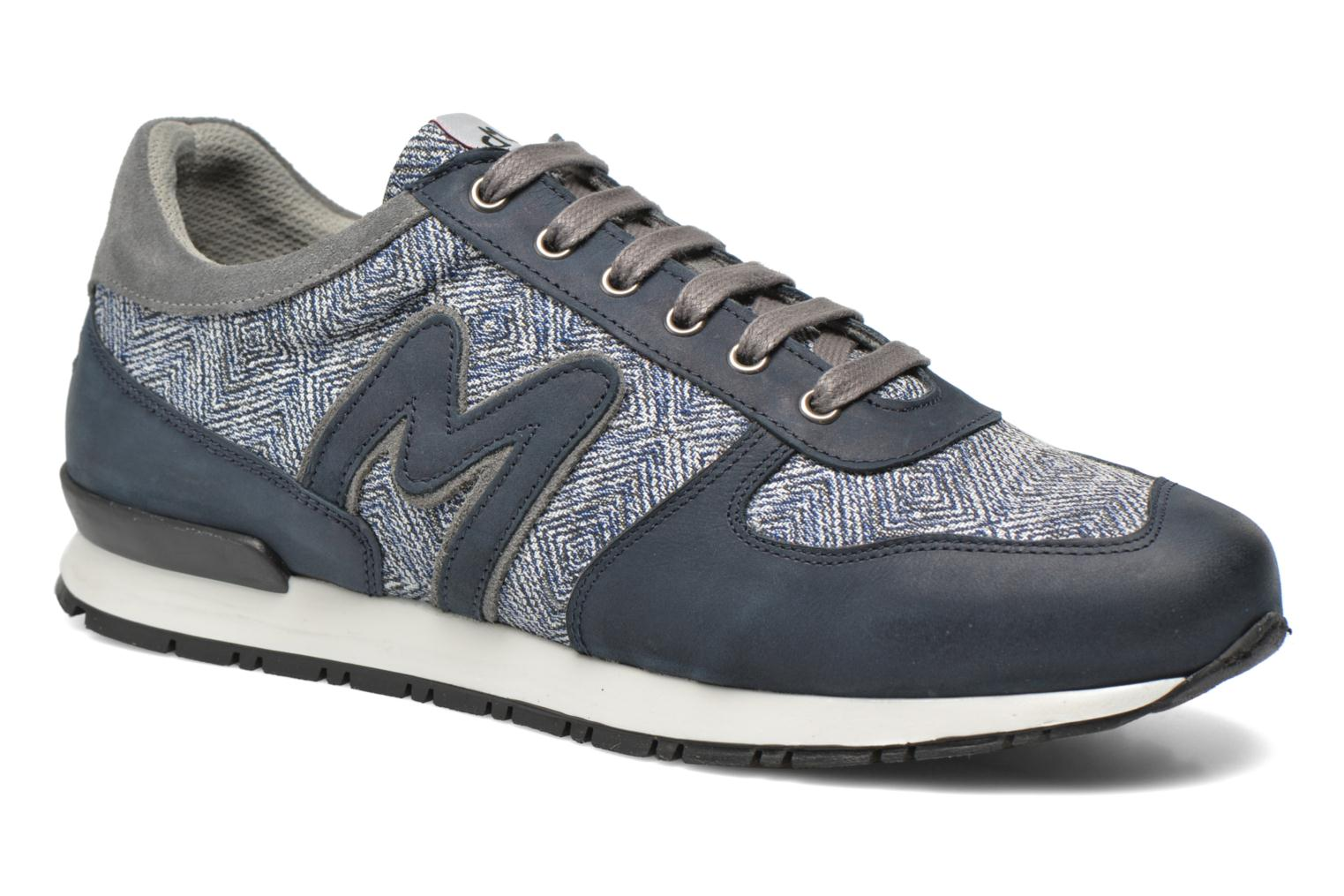 Sneakers Wolf Jacquard by Mascaret