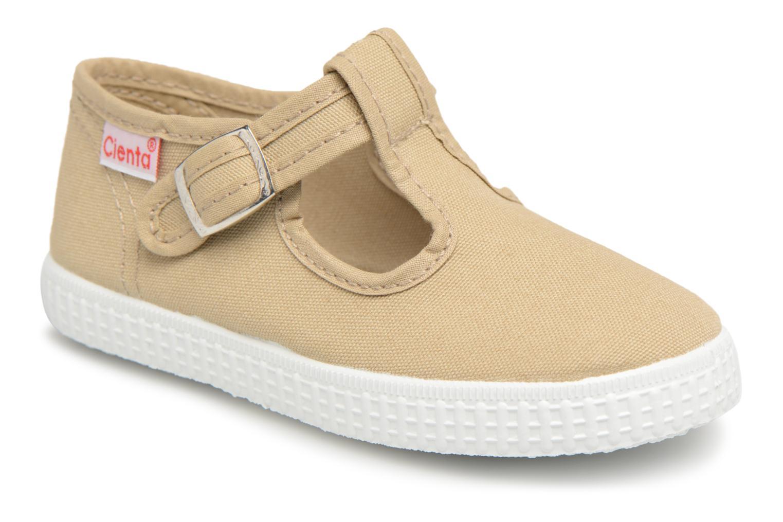Sneakers Cienta Beige