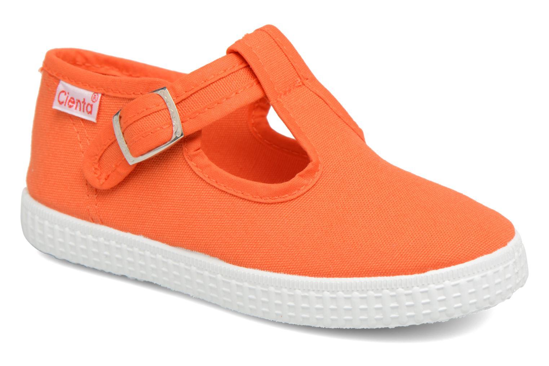 Sneakers Cienta Oranje